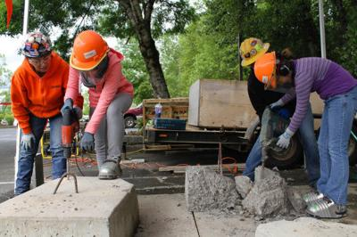 Oregon Tradeswomen Say Apprenticeship Offers A Path Out of Poverty