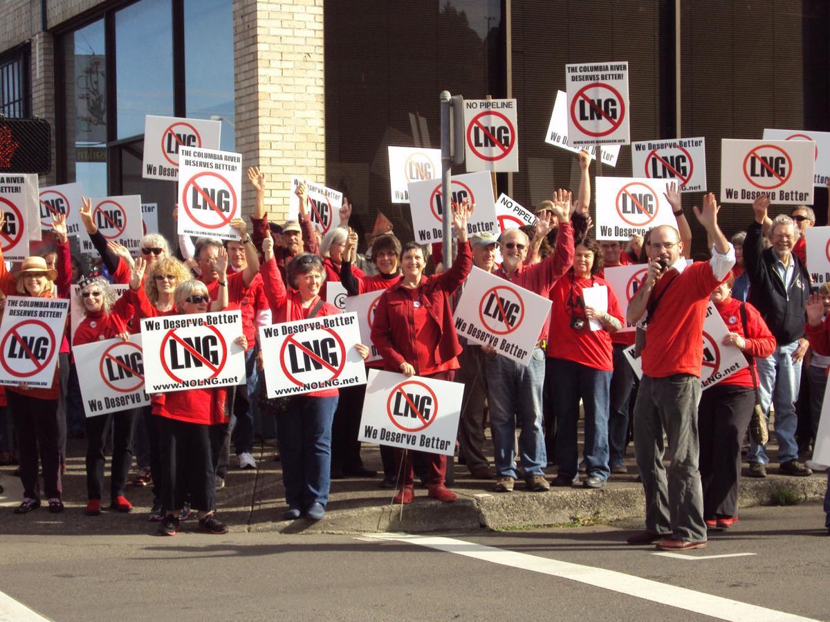 Oregon LNG withdraws Warrenton project