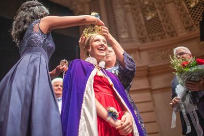Dowaliby crowned Astoria Regatta queen
