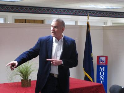 Libertarian backs Republican in Montana Senate race surprise