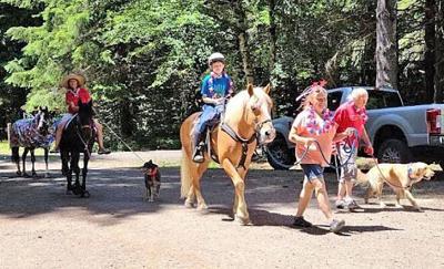 North Coast Oregon Equestrian Trails