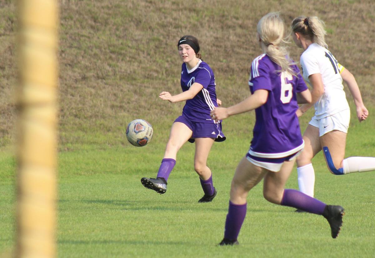 Astoria girls soccer