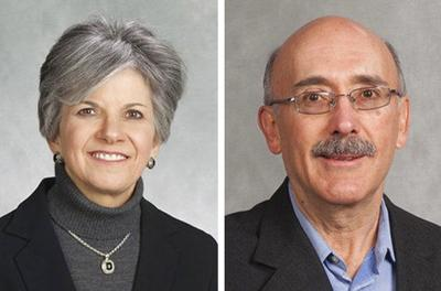Officers find bodies of Illinois professor, husband in river