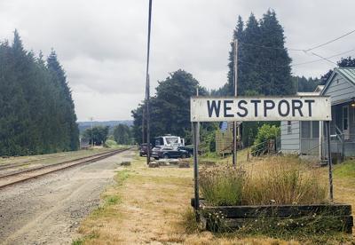 Westport Sign