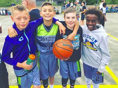 Astoria Bandits basketball