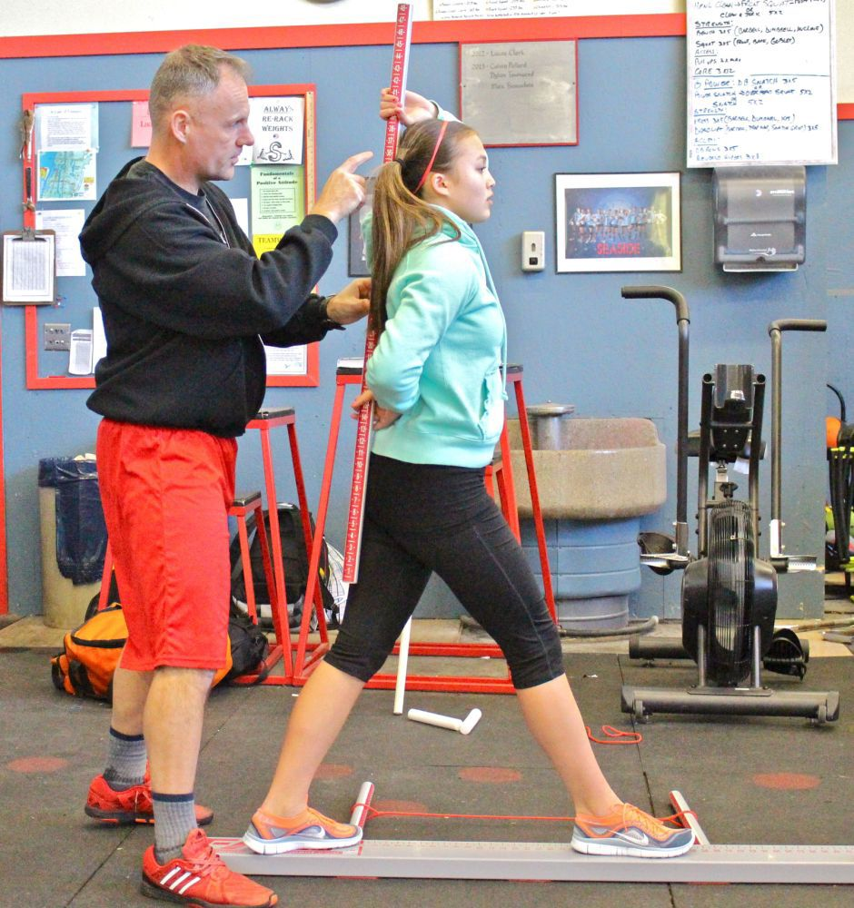 Simple test is simple step toward injury prevention