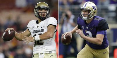 No. 15 Washington hosts Colorado with both seeking rebound