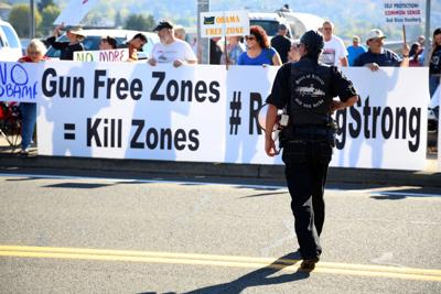 Gun-rights initiative passes by wide margin in Coos County