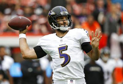 Tough for Ravens' Flacco to win when pass-count reaches 49