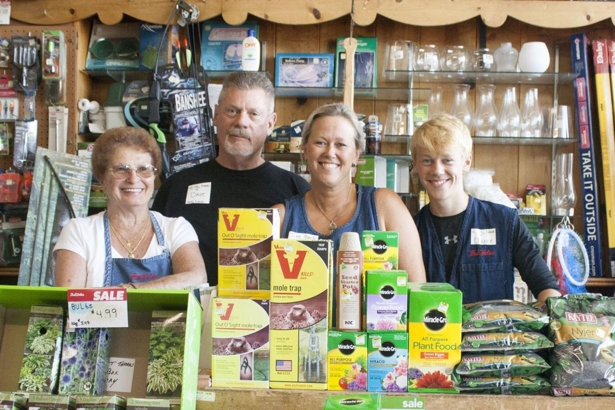 Utzinger family reopens locally lionized store