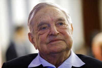 Bomb found at philanthropist George Soros' suburban home