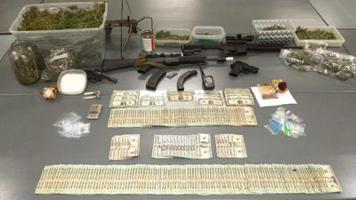 Four arrested after drug, weapon raid in Clatskanie | Local