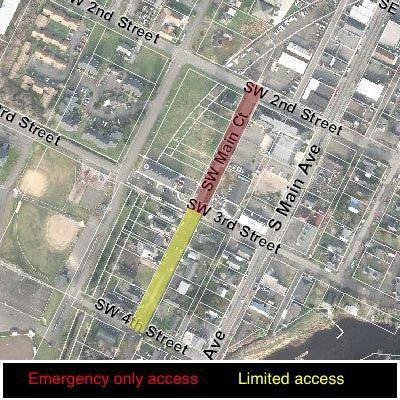 Roadwork puts Warrenton street off limits for parking