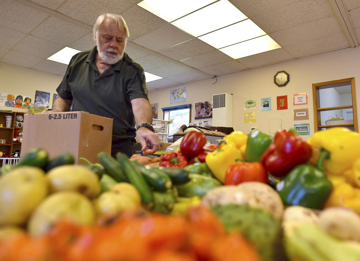 As need grows, volunteers step up