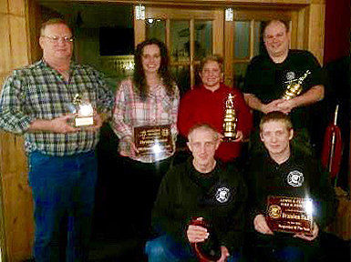 Lewis & Clark Fire and Rescue honors personnel and volunteers