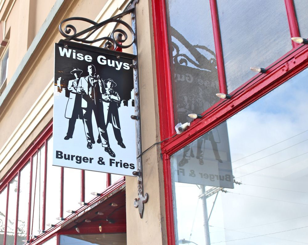A word to the wise, guys: New burger joint is here