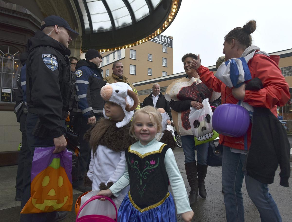 on halloween, a monster mash | local news | dailyastorian