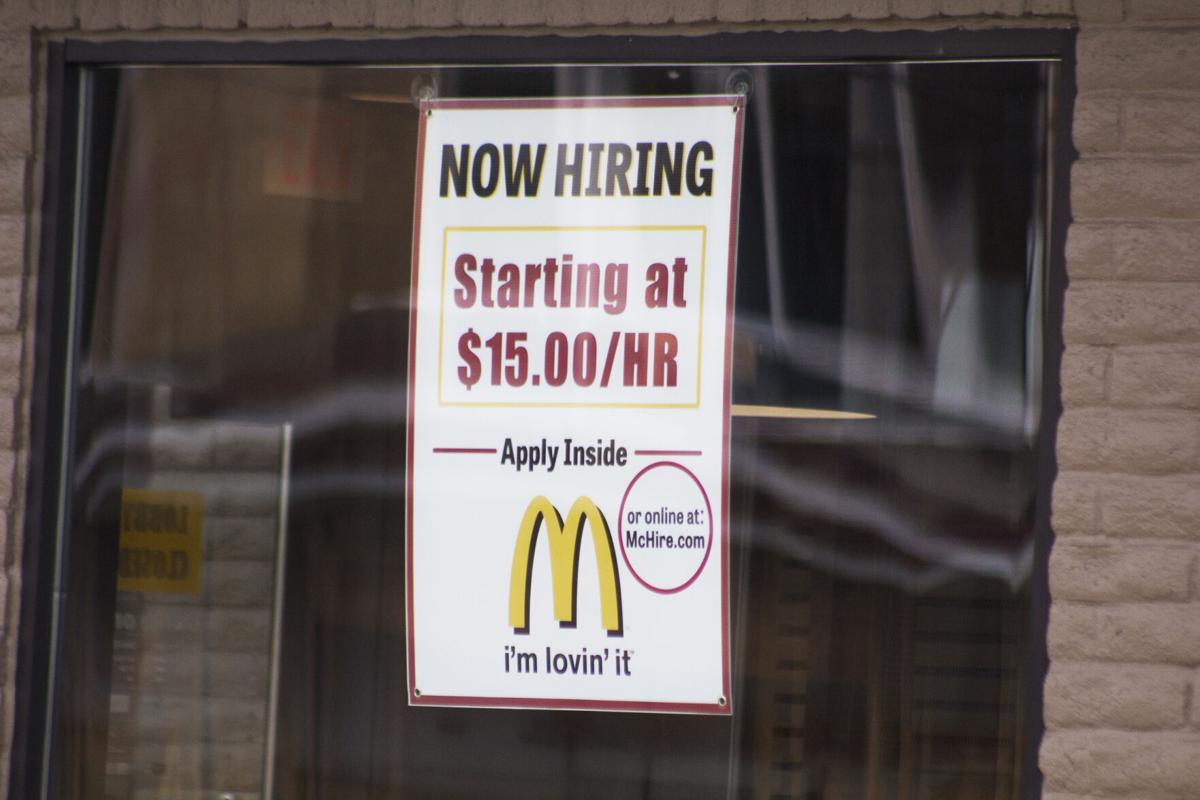 McDonald's pay