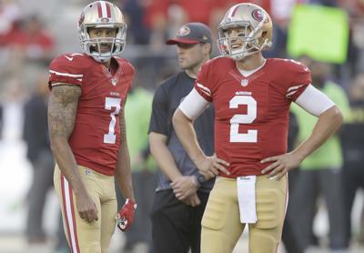 Gabbert provides 49ers' offense new look against Seahawks
