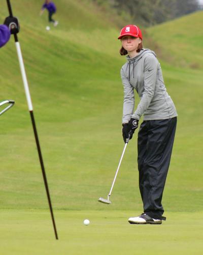 Seaside golfer Tristyn McFadden