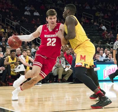 Happ, Badgers see defense as key to returning to NCAAs