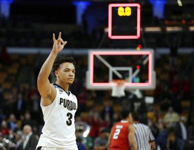 Edwards takes lead as No. 24 Purdue replaces 4 starters