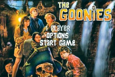 In One Ear: Taking the Goonies to new levels