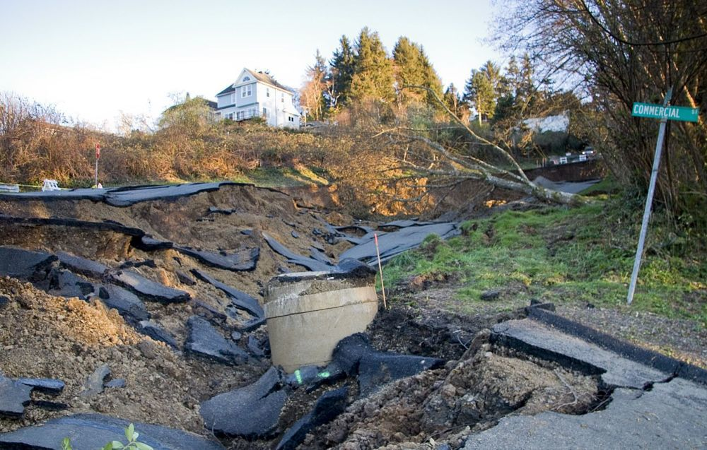 Missoula Floods sculpted Pacific Northwest, Columbia
