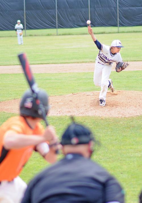 Ethan Lindstrom, Naselle baseball
