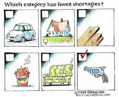 Shortages quiz