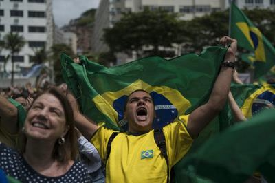 Furor over comments about shutting supreme court in Brazil