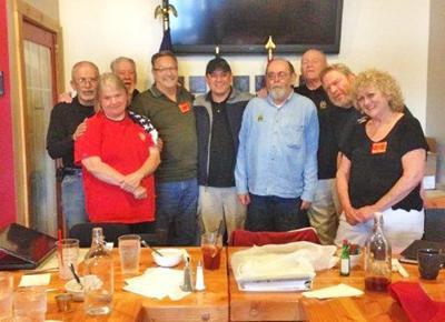 Medal recipient visits Camp Rilea