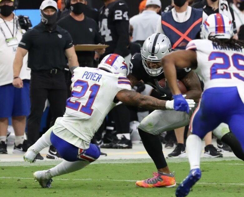 Jordan Poyer, Buffalo Bills
