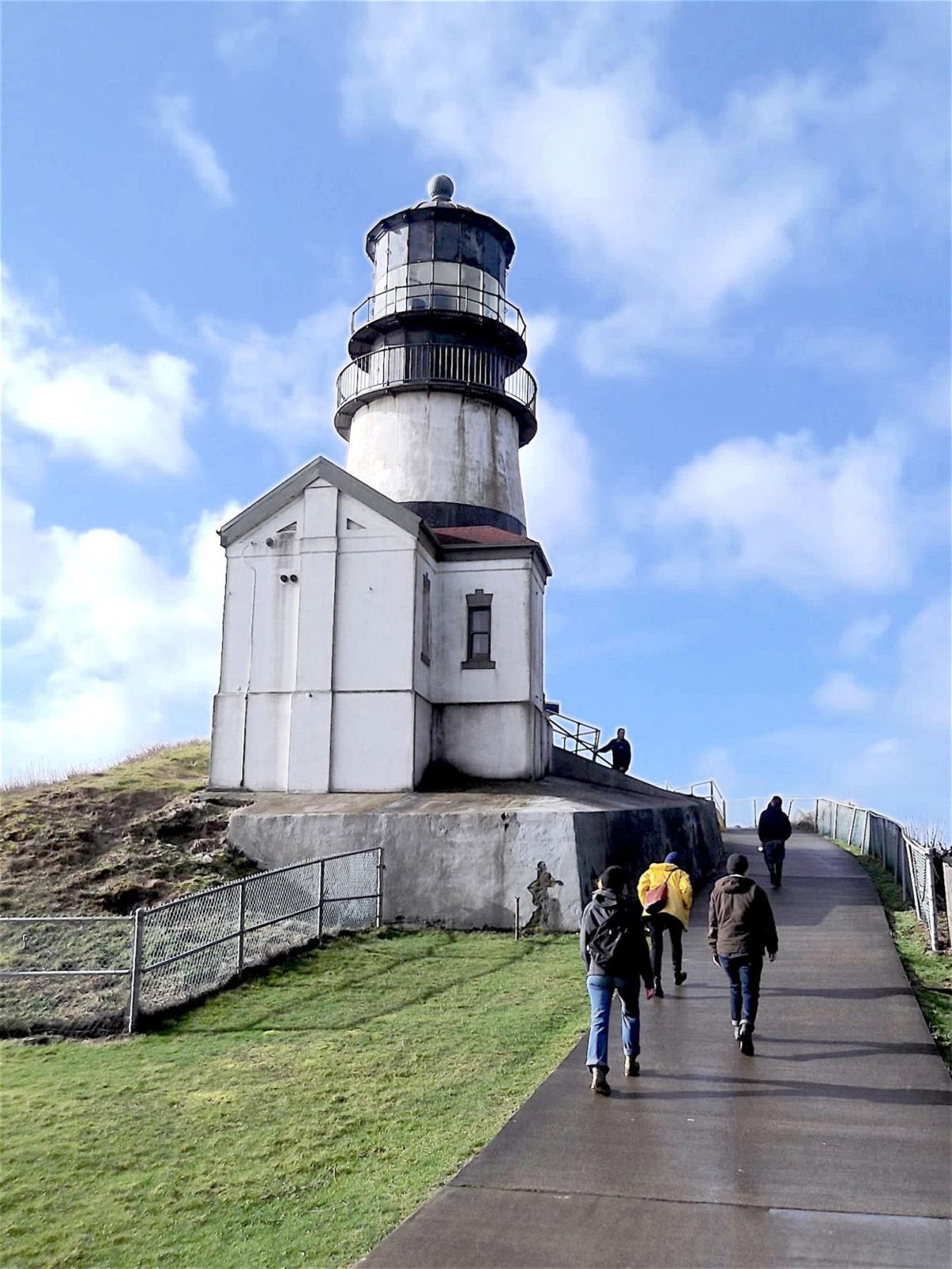 Well Preserved  Cape Disappointment, Ilwaco, Washington