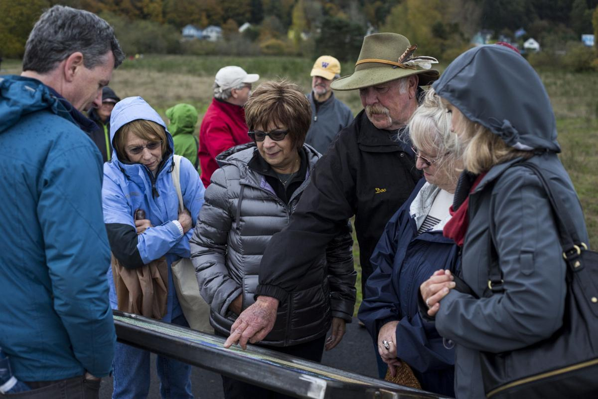Lewis and Clark history reaches Tongue Point