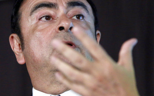 Nissan chairman arrested in probe of financial misconduct
