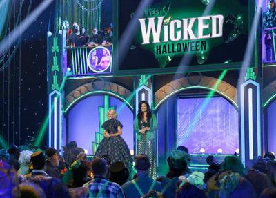 Broadway musical 'Wicked' turns 15 with a party