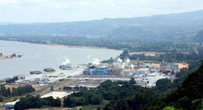 Wauna Mill in 2015