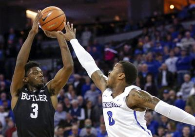 Butler asking guard Kamar Baldwin to find his voice on court