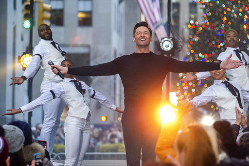 Hugh Jackman, the pop star, readies massive world tour