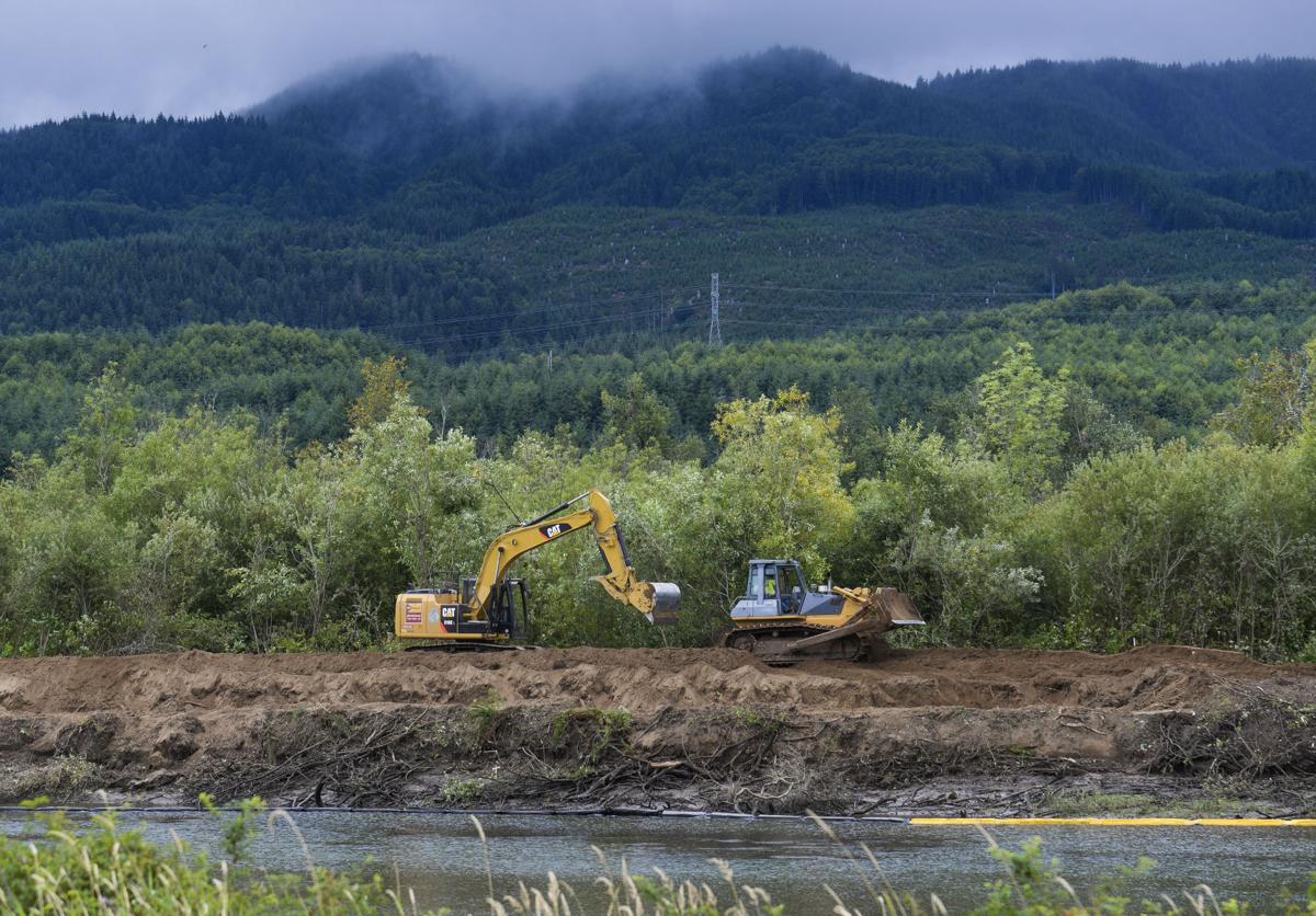 Taskforce tears down to build up estuaries