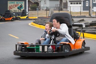 Popular go-kart track reopens in Long Beach