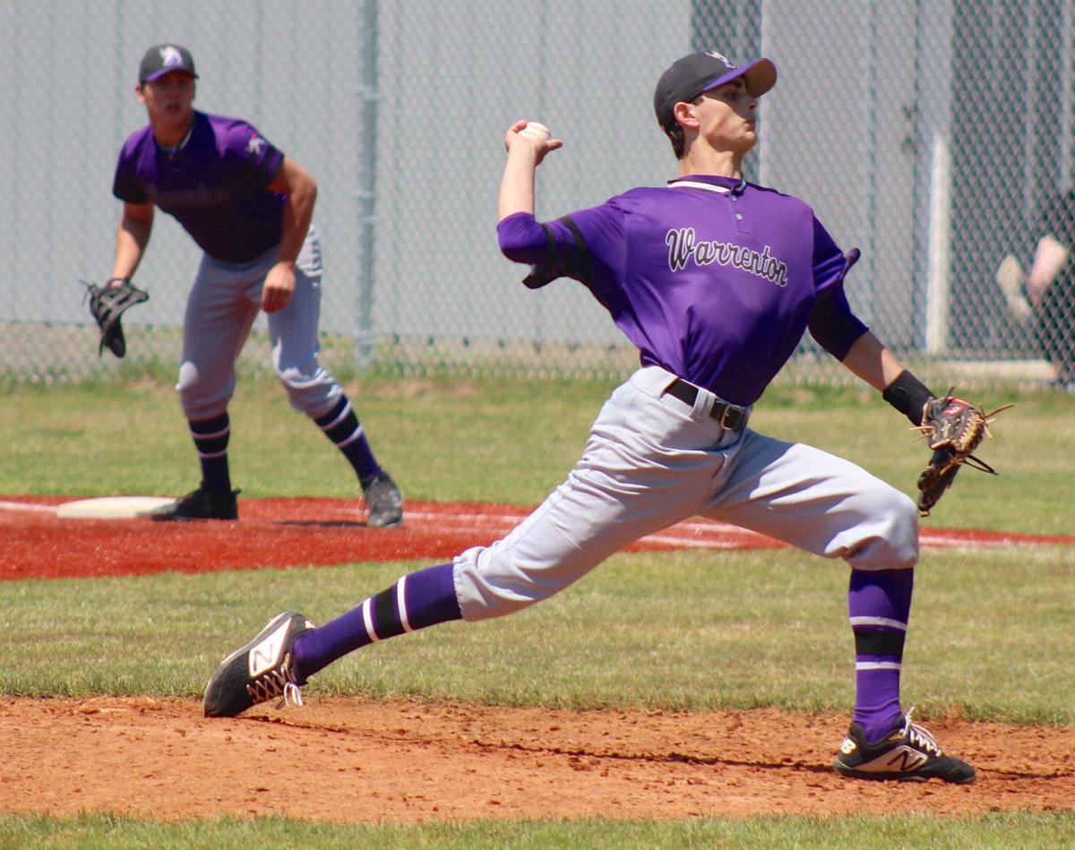Austin Little, Warrenton baseball