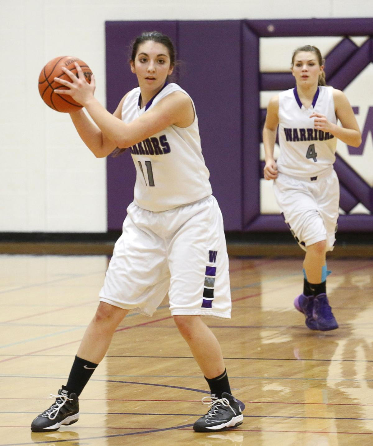 Girls basketball Hoepfl era begins at Warrenton