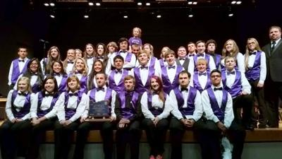 Warrenton wins state band title