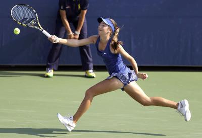 Bellis, 15, youngest US Open winner since '96