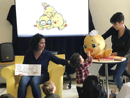 Moms start companies to fill demand for Spanish books