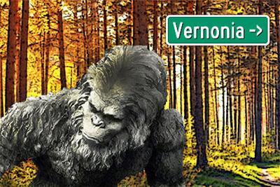 Bigfoot Vernonia