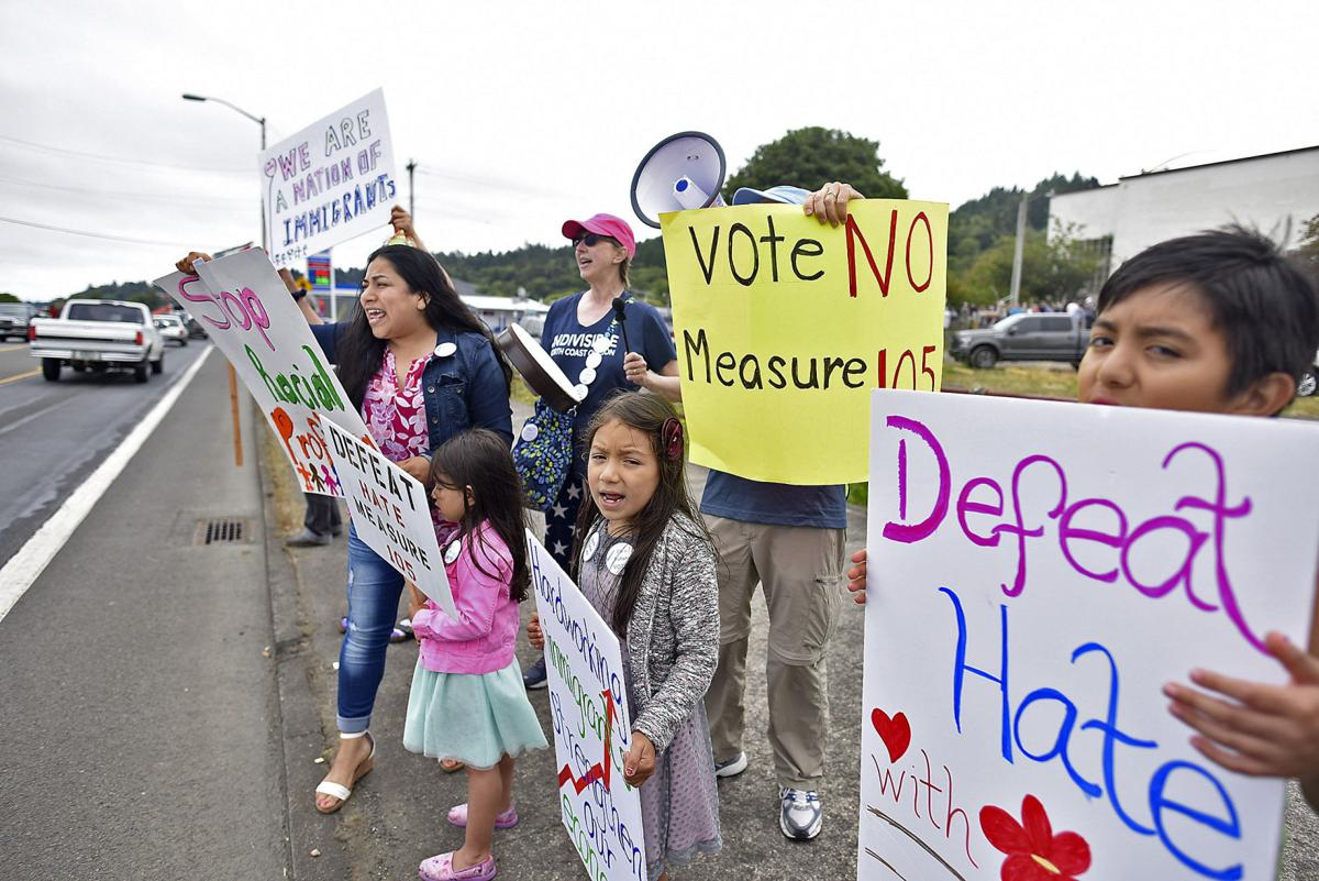 To keep communities safe, vote no on Measure 105