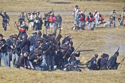 Civil War re-enactment fulfilled valuable mission